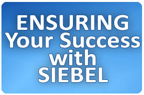 Ensuring Your Success with Siebel